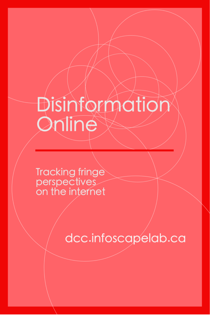 disinformation online new